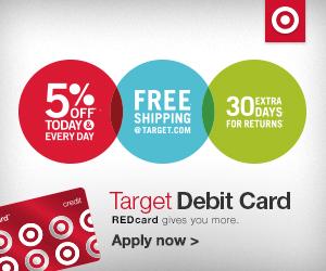 Target REDCard Analysis